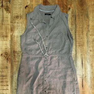 Max Jeans shirt dress